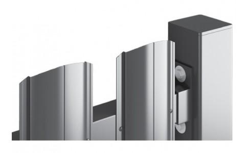 Vairogs Aluzinc PS001, atstarpe 20-40mm